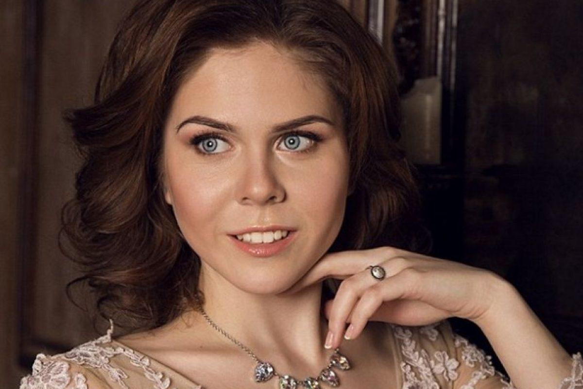 Viktoria Savtchenko Foto:Reproducción. Imagen Por: