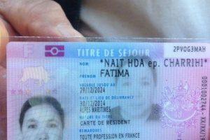 Fatima Charrihi Foto:Reproducción. Imagen Por: