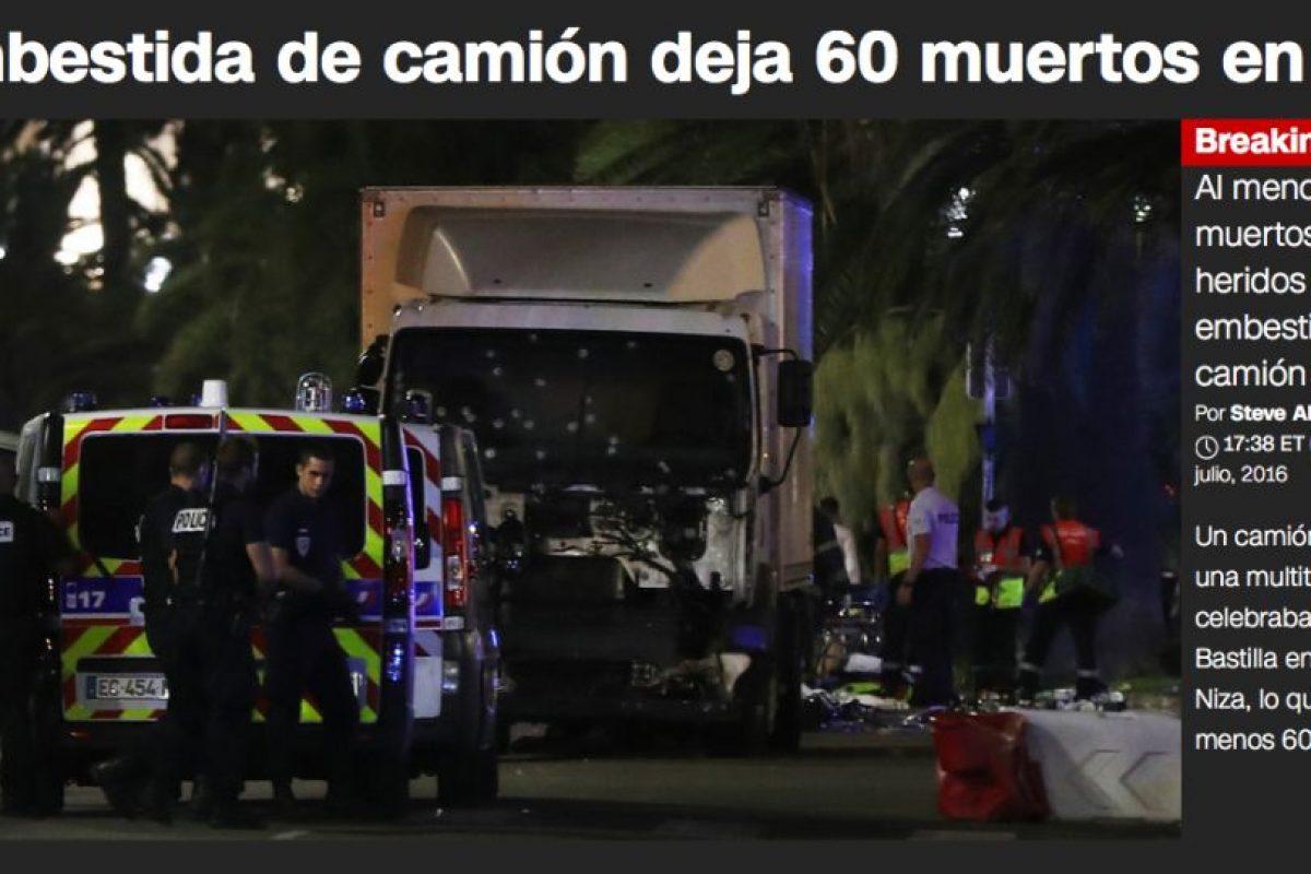 Foto:CNN en Español. Imagen Por: