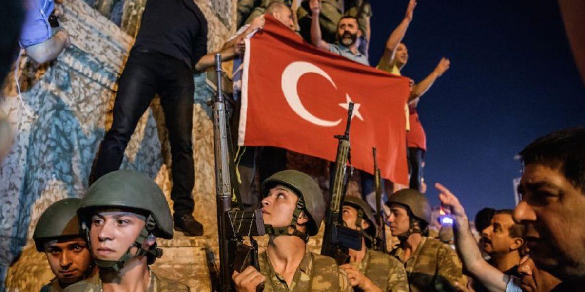 Turquía: el intento de golpe militar en imágenes
