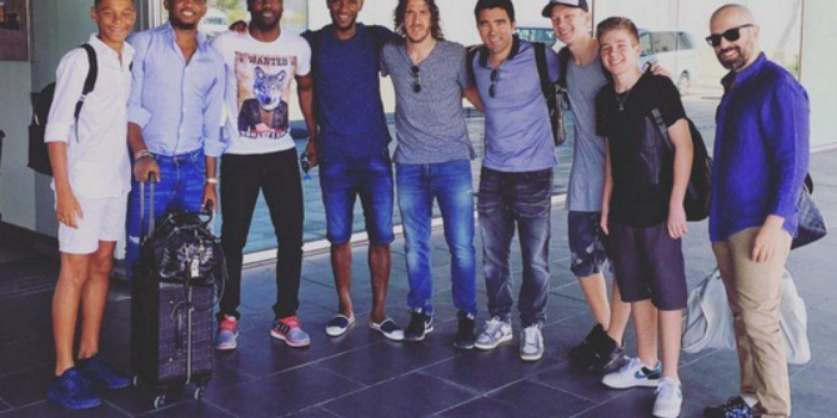 El golpe de estado sorprende a ex jugadores del Barcelona en Turquía