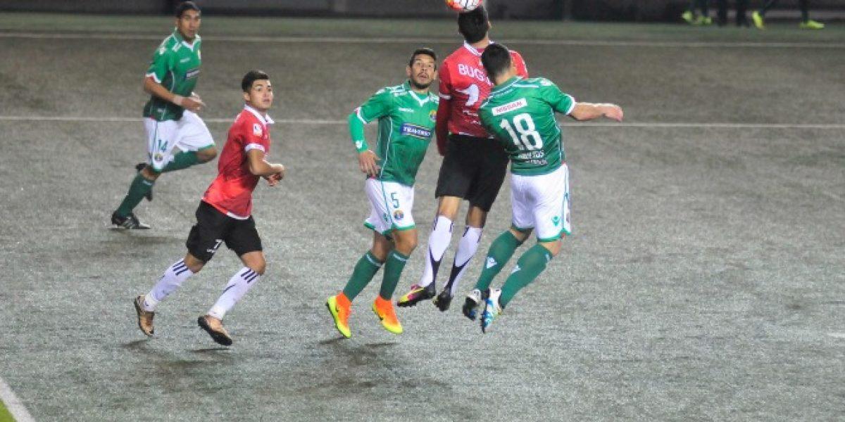 Audax Italiano sufrió para vencer a Curicó Unido y clasificar en la Copa Chile