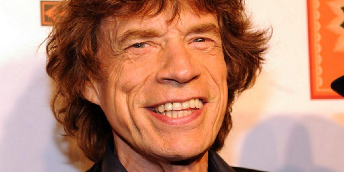 ¡Maestro! Mick Jagger será padre por octava vez