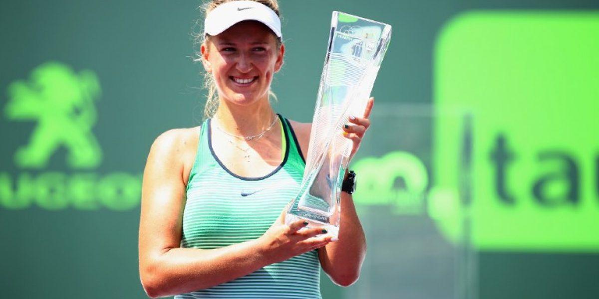 Ex número uno del tenis femenino anuncia su primer embarazo
