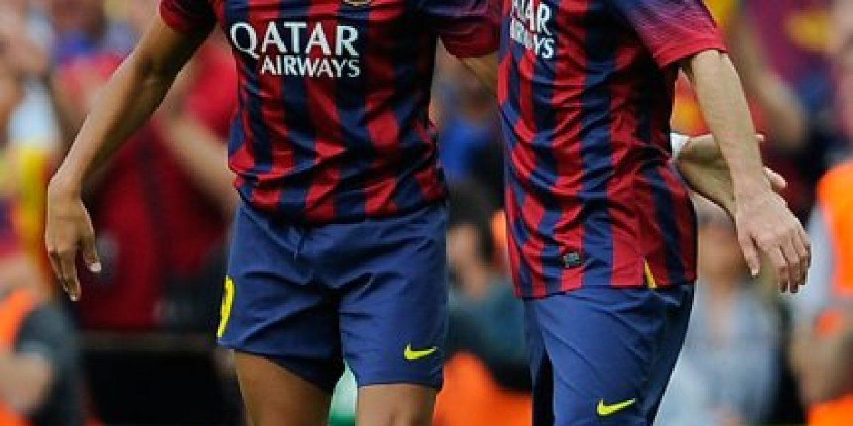 Alexis sacó la voz para respaldar la renuncia de Messi: