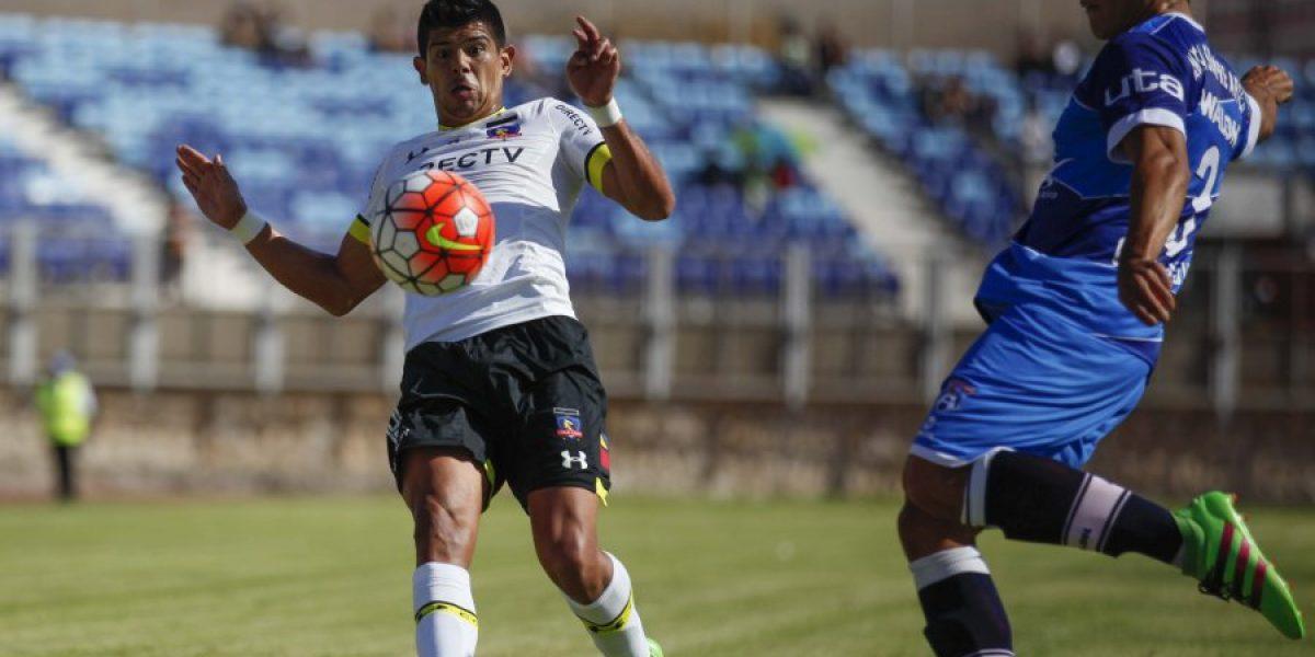 Un nuevo problema resuelto por Mosa: Esteban Pavez firmó su contrato con Colo Colo
