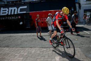 Tejay van Garderen. Al ciclista estadounidense también le preocupa el virus Zika Foto:Getty Images. Imagen Por: