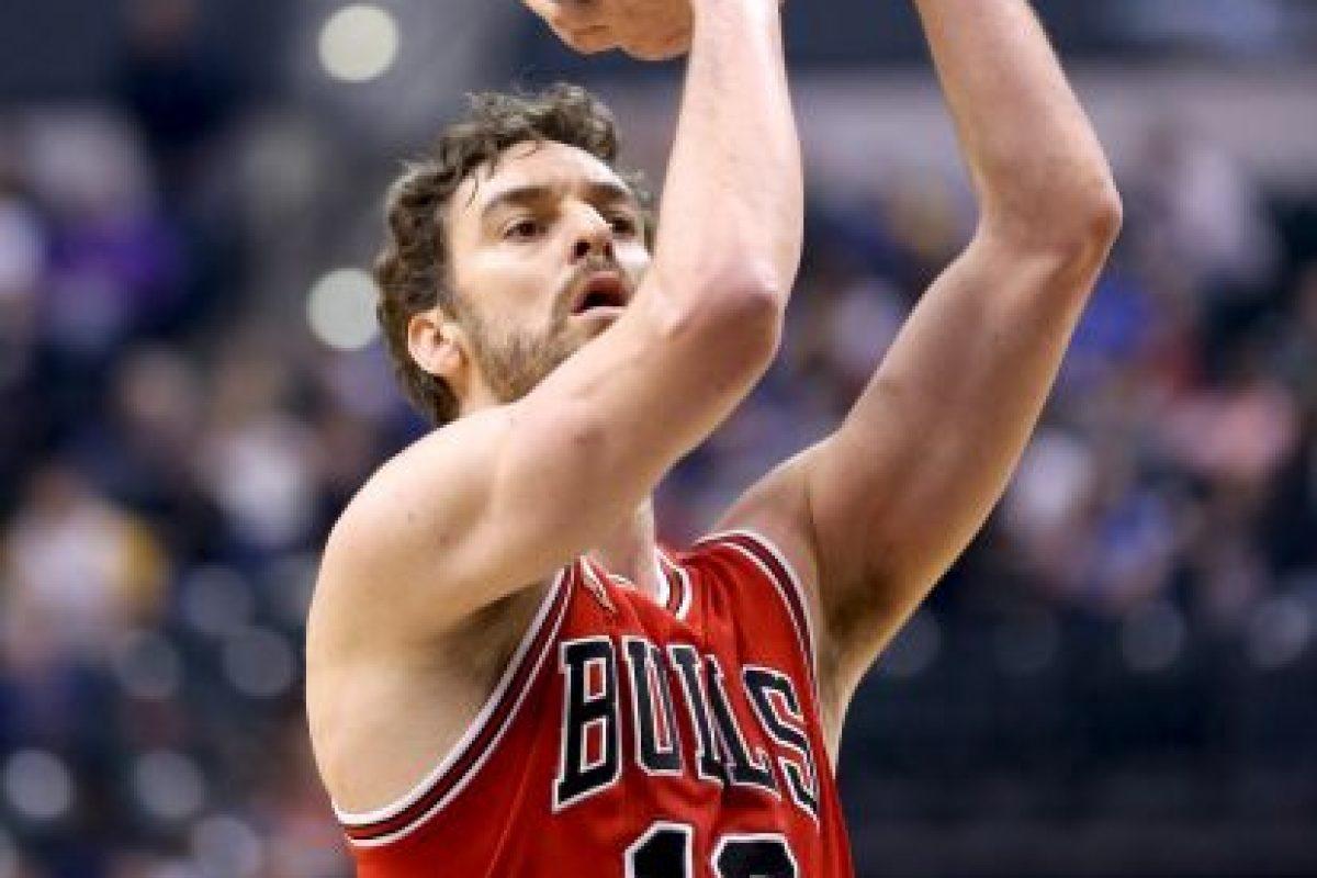 Será el nuevo referente de San Antonio Spurs Foto:Getty Images. Imagen Por: