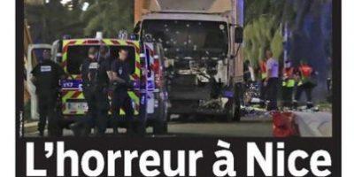 Así vivió el mundo el ataque en Niza