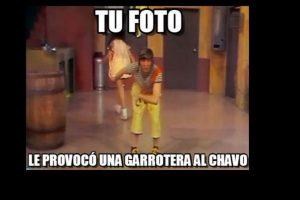 """Las garroteras de """"El Chavo"""". Foto:vía Twitter. Imagen Por:"""