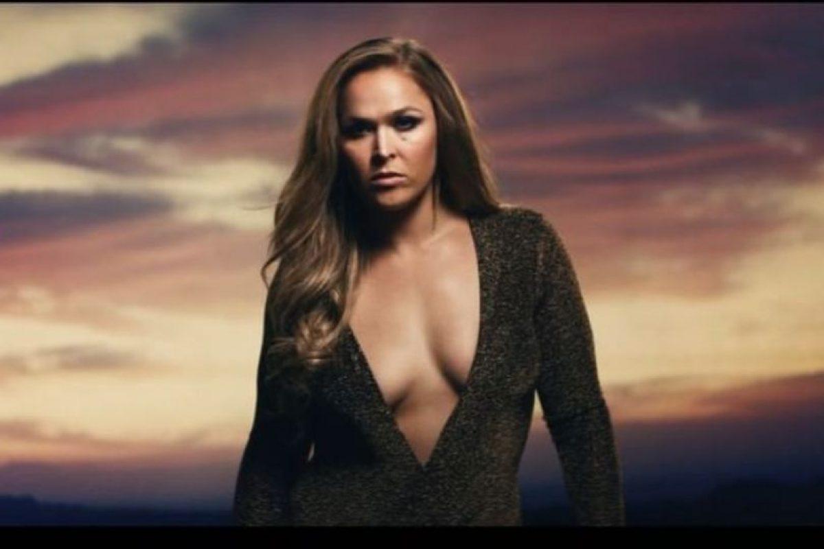 Las mejores imágenes de las redes sociales de Ronda Rousey Foto:Vía instagram.com/rondarousey. Imagen Por: