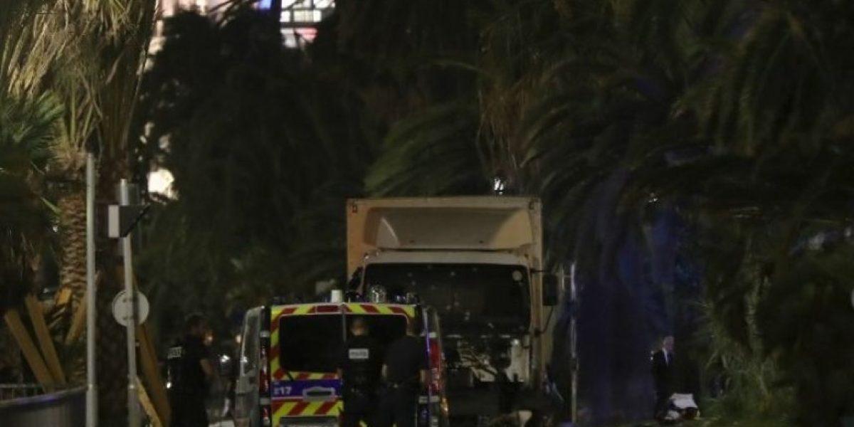 Video: El momento en el que atacante de Niza es abatido