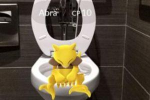 Por ejemplo, en el baño. Foto:Nintendo. Imagen Por: