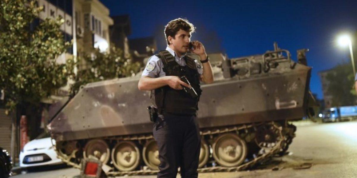 Miles de detenciones tras el intento golpista en Turquía