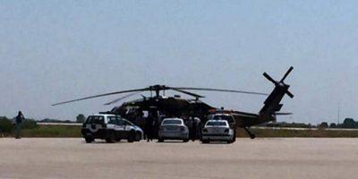 Un helicóptero militar turco aterriza en Grecia y sus ocho tripulantes piden asilo político
