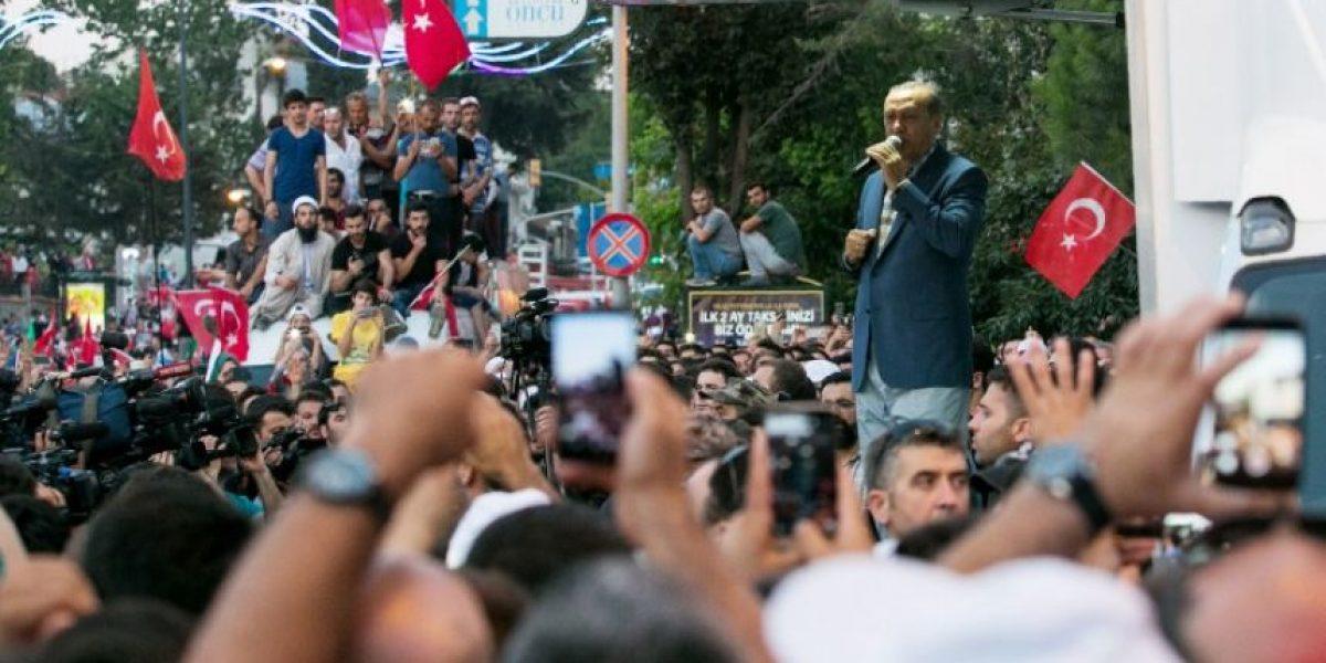 Erdogan pide a Estados Unidos la extradición del imán Gülen