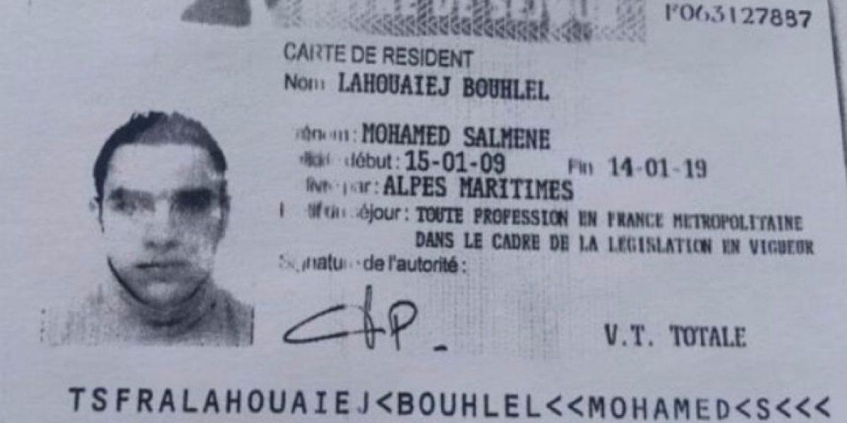 Autor de atentado de Niza probablemente se