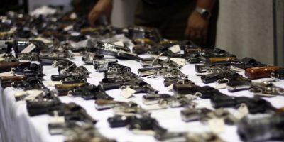 Más de un 20% subió cantidad de armas legalmente inscritas en 2015