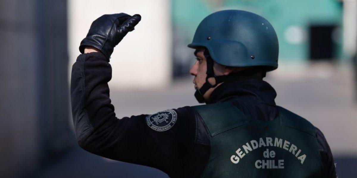 Gendarmería: funcionarios critican investigación que derivó en más de 100 despidos