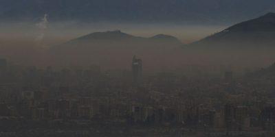Intendencia declara alerta ambiental para este sábado en Santiago
