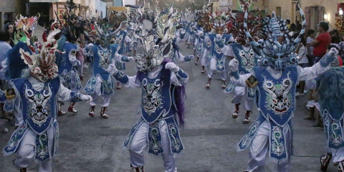 Más de 250 mil personas están en La Tirana adorando a la Virgen del Carmen