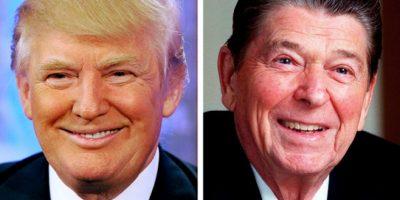Mike Pence compara a Trump con Reagan: un ícono conservador en EEUU
