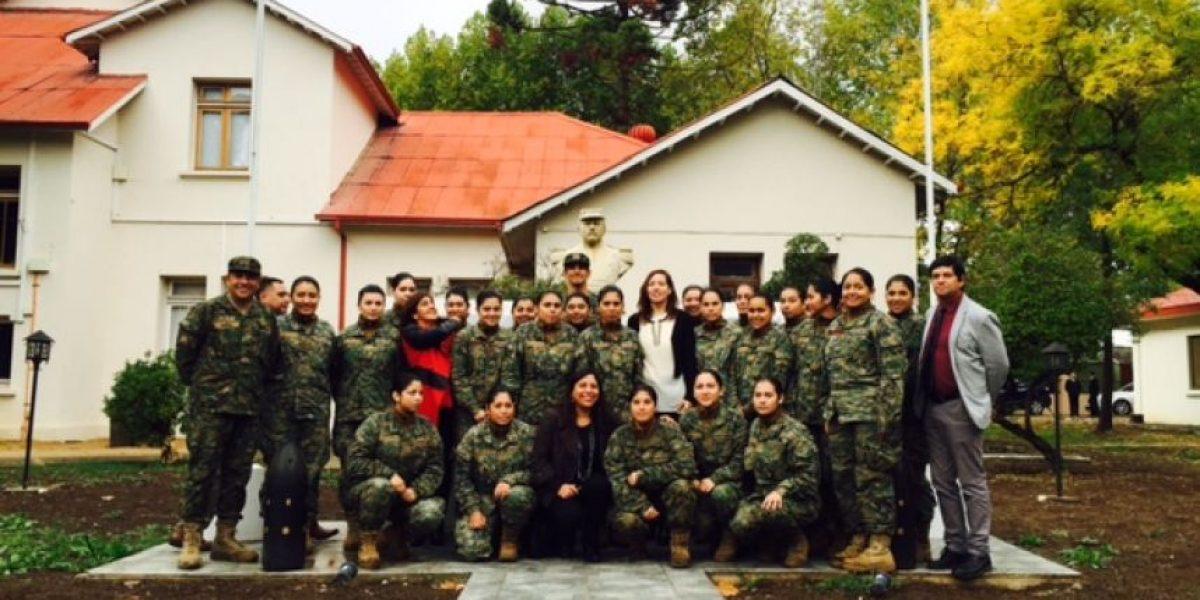Mujeres ahora podrán hacer el Servicio Militar en la Fuerza Aérea