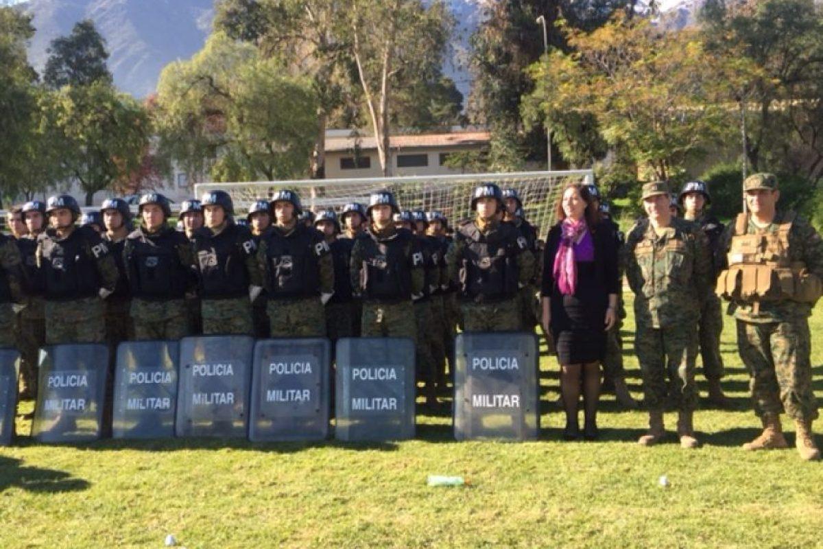Foto:Subsecretaría Fuerzas Armadas. Imagen Por: