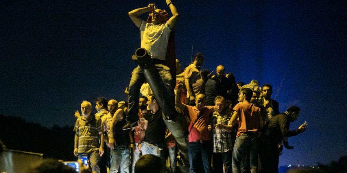Al menos 42 muertos durante intento de golpe de Estado en Turquía