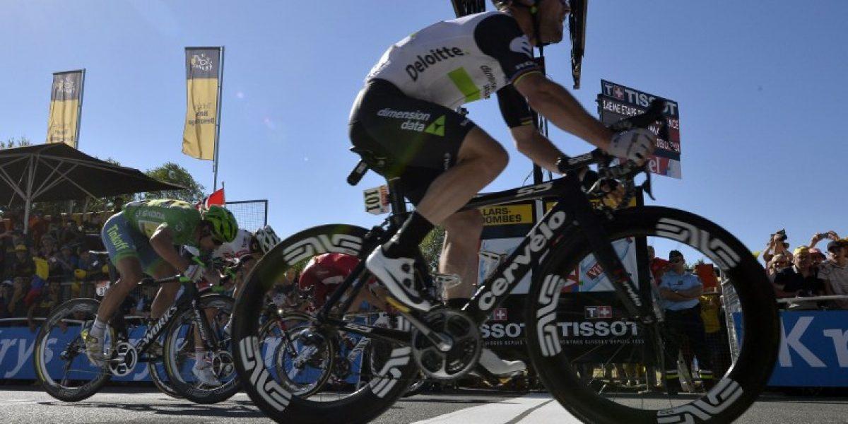 Tour de Francia: Cavendish gana la 14ª etapa y Froome conserva el maillot amarillo de líder