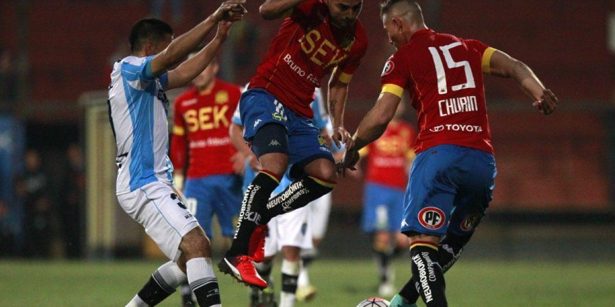 Unión Española de Palermo tuvo que ir a penales para eliminar a Magallanes en Copa Chile