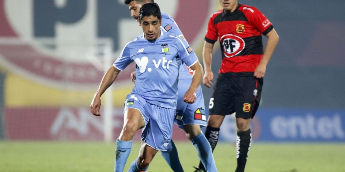 Copa Chile: Copiapó, Temuco, O