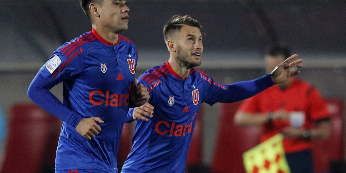 La U muestra interesantes señales en claro triunfo sobre Peñarol en duelo amistoso