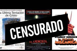 En nuestra galería podrán conocer los pósters de las cinco películas más censuradas de la historia del cine. Foto:Publimetro. Imagen Por:
