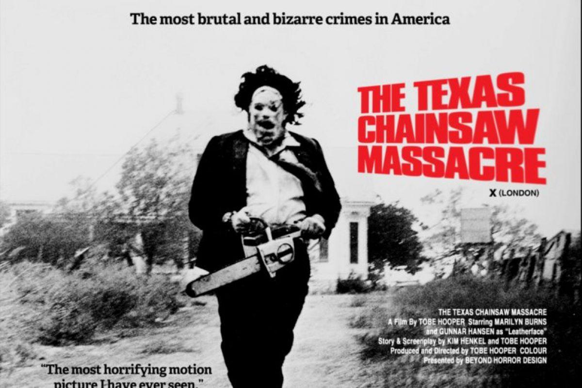 """""""La masacre de Texas"""" Foto:Vortex. Imagen Por:"""