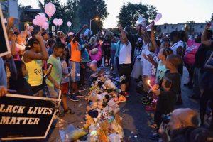 Brown fue asesinado por un policía en agosto de 2014. Foto:Getty Images. Imagen Por: