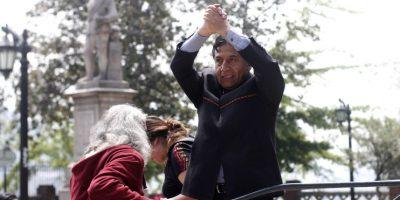 Canciller boliviano tras cruzar la frontera con Chile: