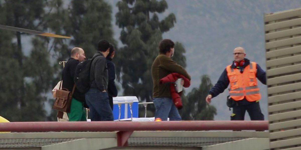 Equipo médico que operó a Jacinta Zañartu este domingo entregará informe