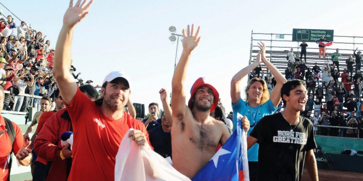 Nicolás Massú orgulloso de su equipo: