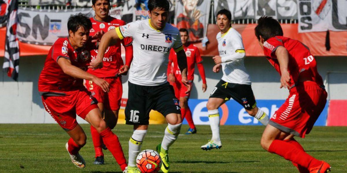 Revisa la programación y los resultados de las revanchas de 1ª ronda de Copa Chile