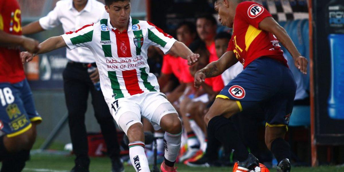 Jugador de Palestino pretendido por Colo Colo llena de elogios a Guede