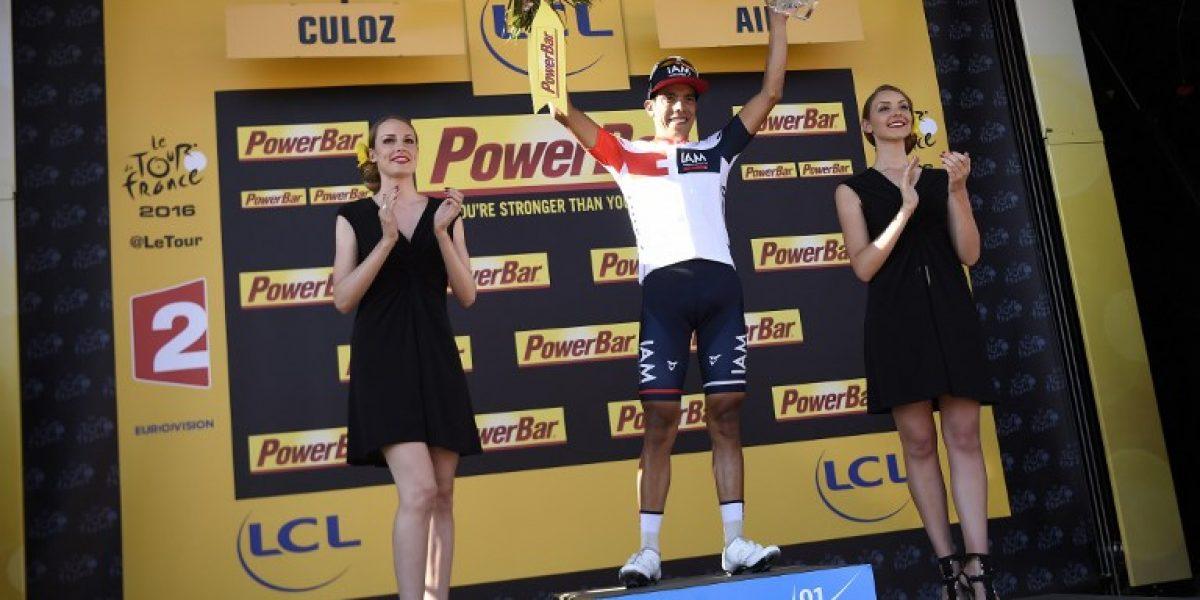 Tour de Francia: Colombiano Pantano gana la 15ª etapa y Froome sigue como sólido líder