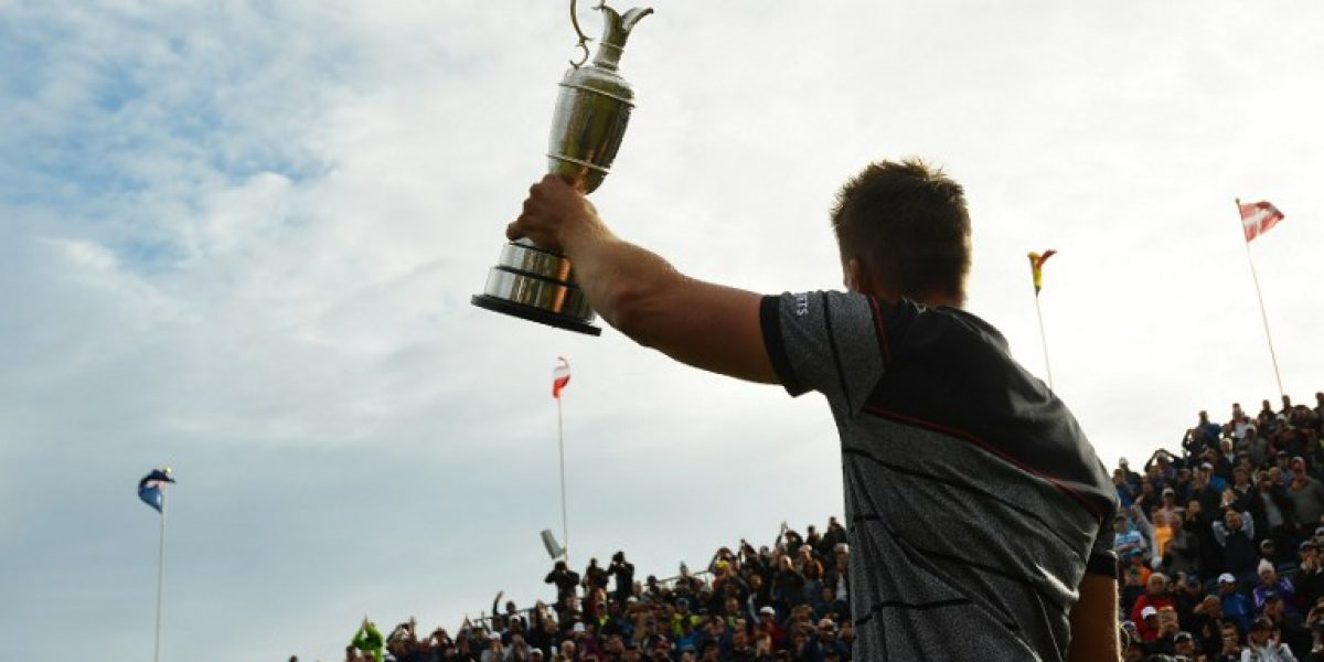 El sueco Henrik Stenson conquista de forma brillante el Abierto británico de golf