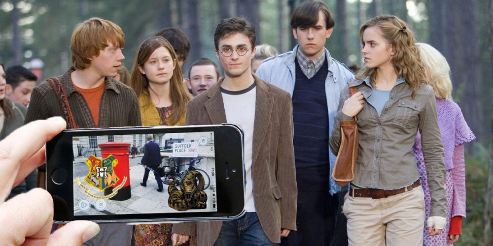 . Imagen Por: Facebook Harry Potter