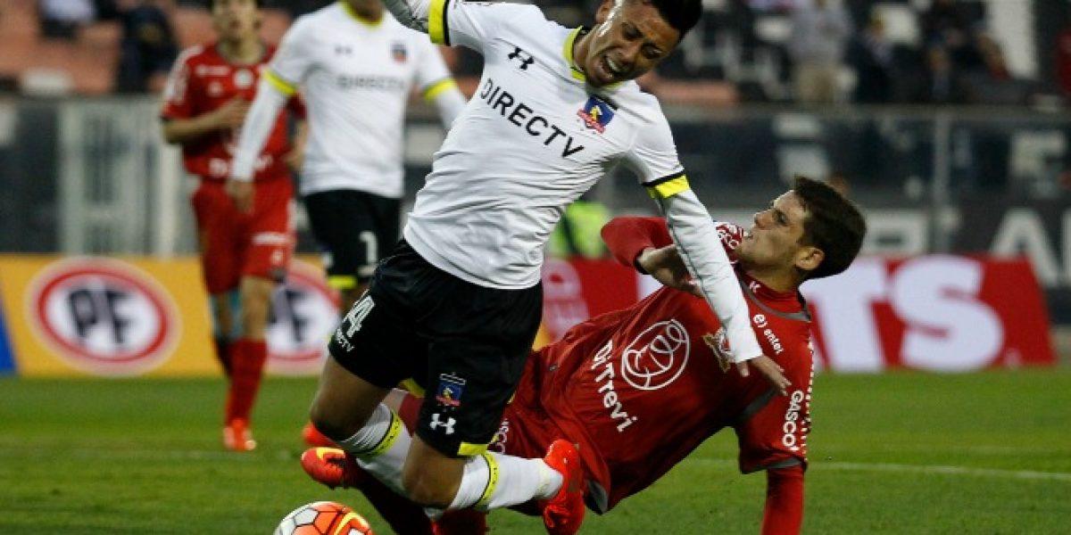 Así vivimos la clasificación de Colo Colo ante Ñublense en la Copa Chile
