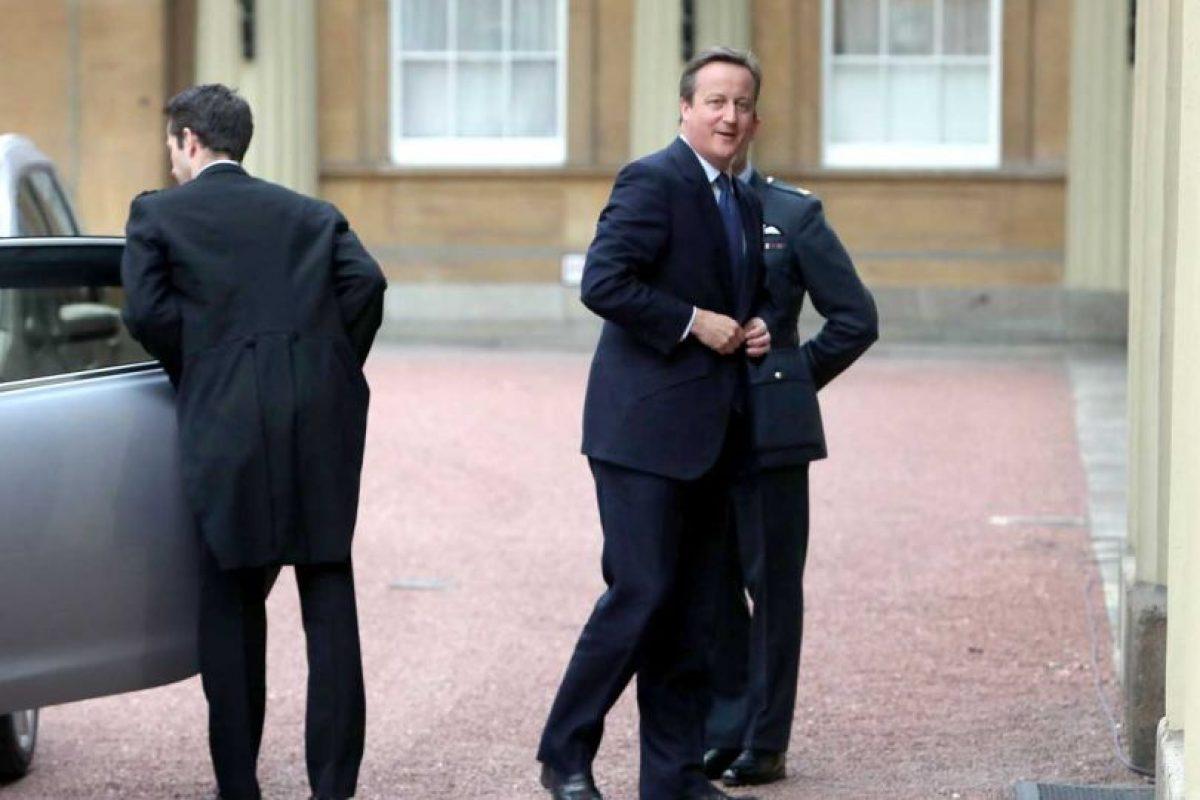 Decidió dejar el cargo tras conocerse el voto a favor de que el Reino Unido deje la Unión Europea. Foto:Getty Images. Imagen Por: