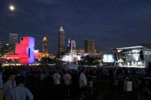 La fiesta previa a la Convención Nacional Republicana Foto: David Cordero M. Imagen Por: