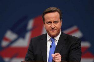 Cameron fue líder del Partido Conservador y Primer Ministro del Reino Unido. Foto:Getty Images. Imagen Por: