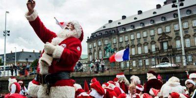 Viejos pascueros se reúnen en su convención anual en Copenhague