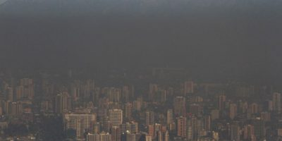 Intendencia decreta alerta ambiental para este lunes en Santiago